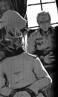 Youjo senki Capítulo 4