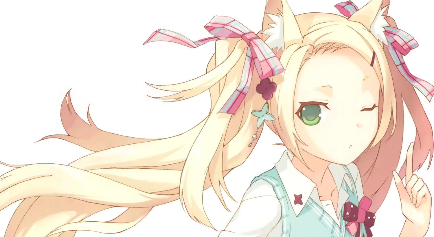Me and My Beloved Cat (Girlfriend) ~ Capitulo 11: Latidos del corazon repentinos ~